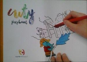 Cuty Firephant, Cute Project Onlus