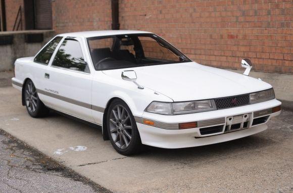 1987 Toyota Soarer GT Twin Turbo