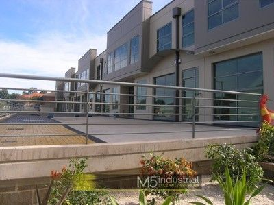 237sqm - Hi-Tech Office / Warehouse with Secure Parking