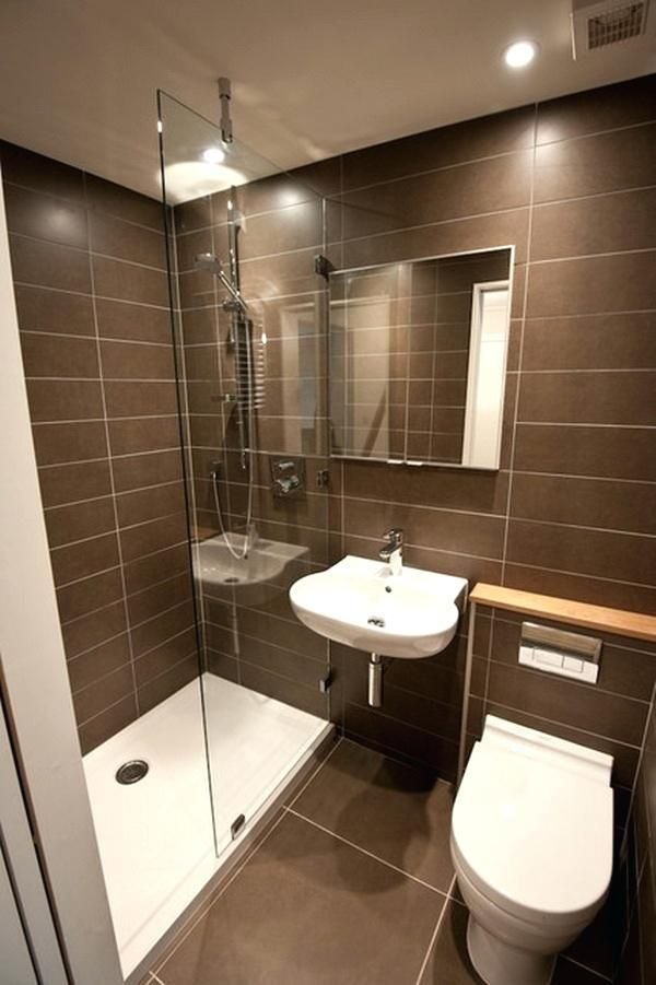 Small Bathroom Layouts Impressive Modern Small Bathroom Design