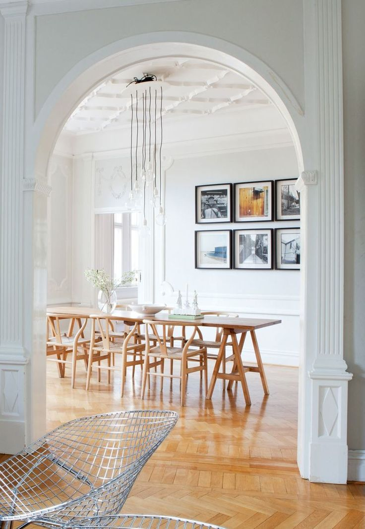 Beautiful classic apartment