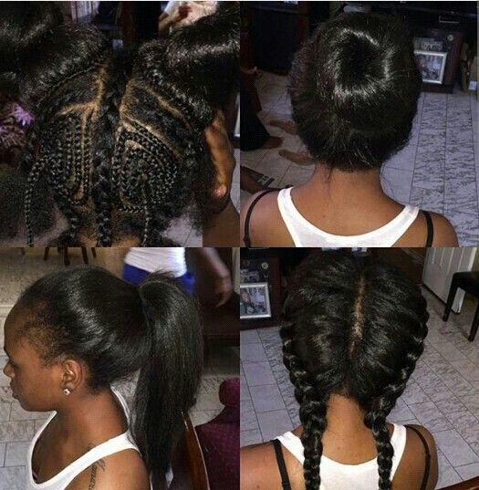 Fine 1000 Ideas About Kanekalon Crochet Braids On Pinterest Crochet Short Hairstyles For Black Women Fulllsitofus