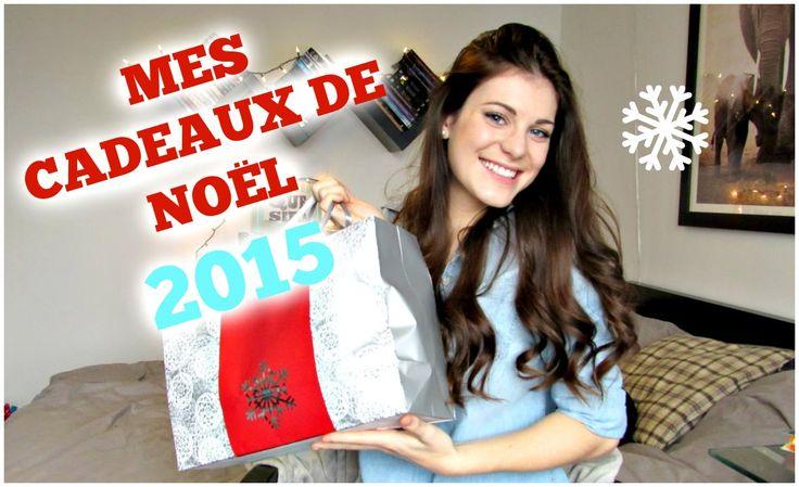 MES CADEAUX DE NOËL 2015