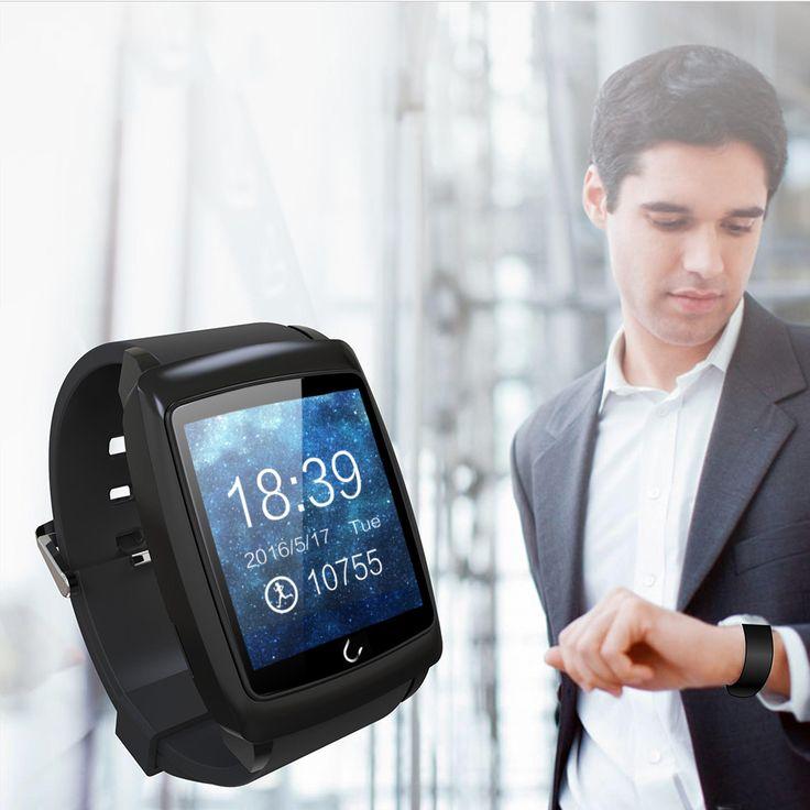 OLED Touchscreen Bluetooth Smart Uhr Männer Sport Handgelenk Smartwatch Tragbares Gerät Elektronik Für Apple IOS Android-Handy //Price: $US $143.44 & FREE Shipping //     #clknetwork