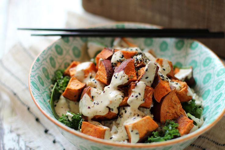 Recipe Box: The Yogi Bowl + A Simple Sattvic Meal