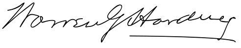Warren_G_Harding_Signature