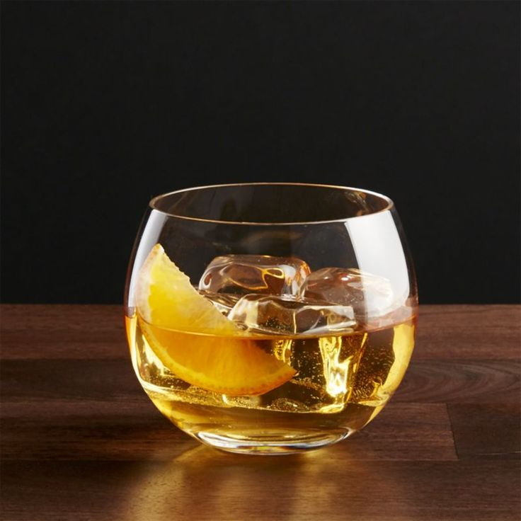 Complete your home bar with cordial glasses from Crate and Barrel. Browse a variety of glassware including brandy snifters, shot glasses and more.