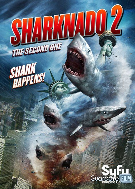 Sharknado 3: Oh Hell No! Streaming SUB-ITA Gratis - Sharknado 3: Oh Hell No! (2015) Streaming Gratis