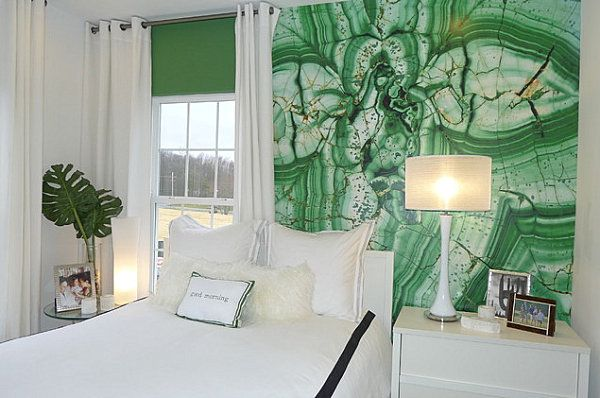 17 Best Ideas About Emerald Green Bedrooms On Pinterest