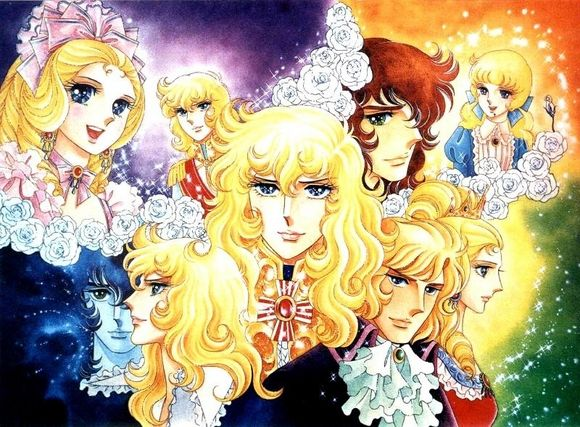 Rose of Versailles will be on Viki!