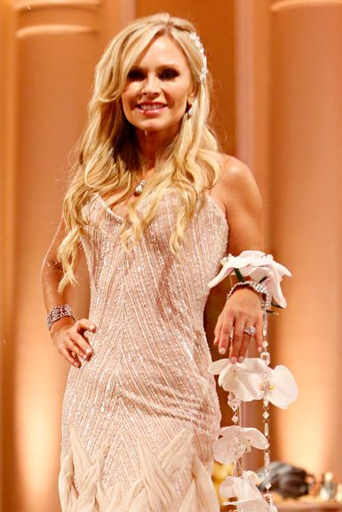 All About Tamra Barney's Wedding Dress—and Her Cuff | Bravo TV Dish | Official News