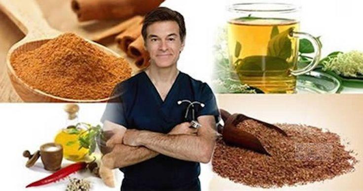 Le 5 Bevande Infallibili del Dr. Oz Per Eliminare il Grasso Addominale