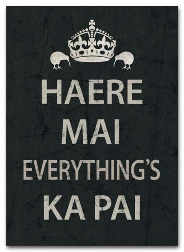 everything is ka pai