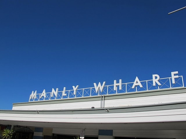 Manly Wharf ...been there done that