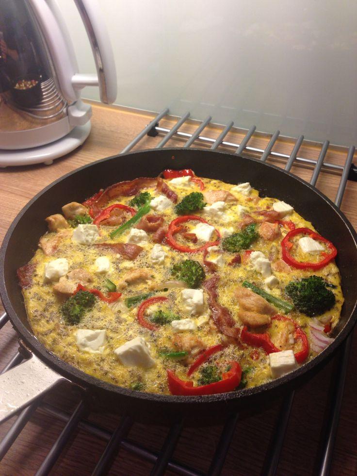 Omelett :-)