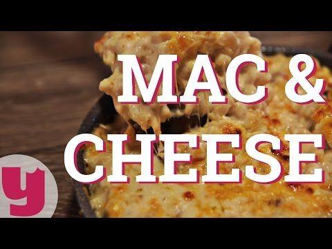 Böyle Makarna Yemedin: Mac & Cheese Tarifi [İZLE]