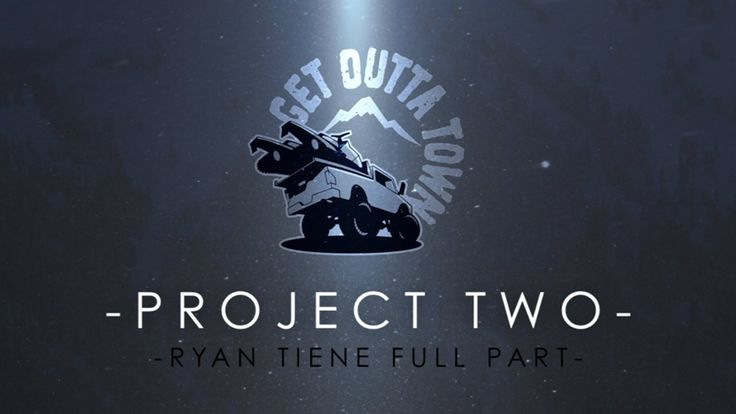 Get Outta Town: Project Two - Ryan Tiene Full Part