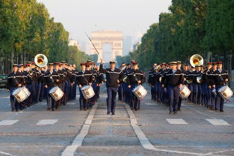 The French National Holiday, also known as Bastille Day, is celebrated in France, bien sur! But also in several other cities around the world.