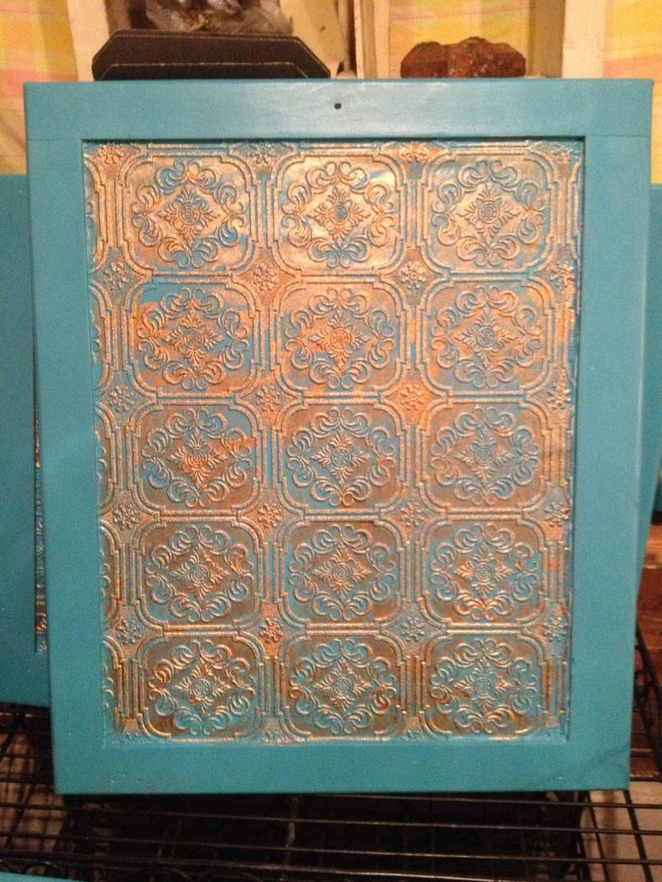 cabinet door with wallpaper design tricks likes