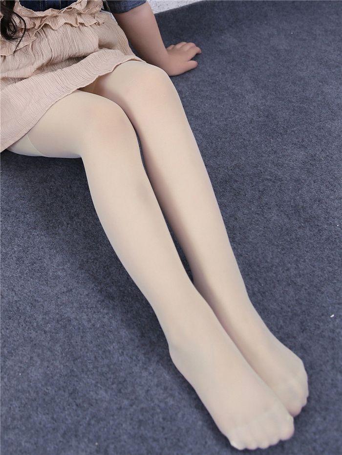 Mature Blonde White Stockings