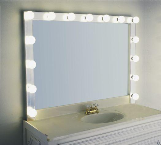 make-up spiegel met verlichting - Diva Lifestyle