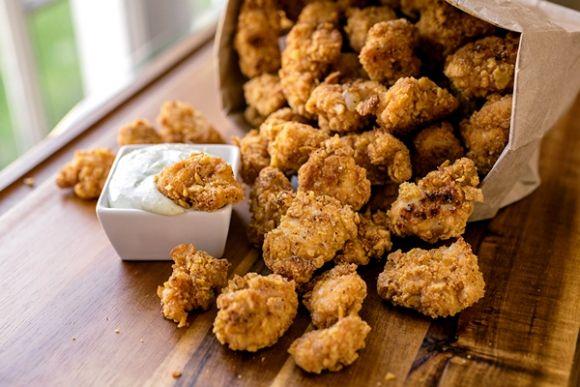 Resepi Ayam Goreng Popcorn Rangup Sedap ~ Klik Disini