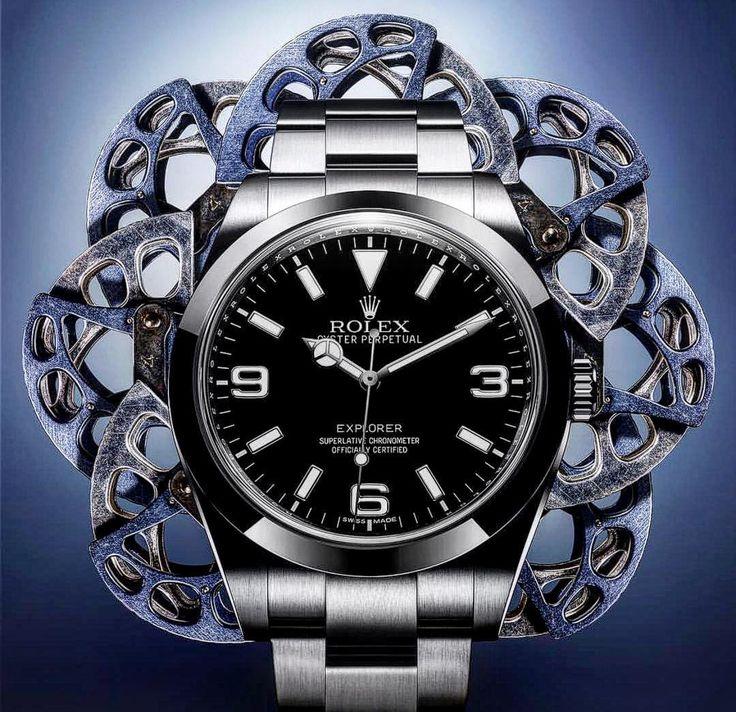 opulentmonde All New Rolex Explorer addiction 👌🏻more of Rolex on our site...http://bit.ly/2qrbnpQ  #steel #luxe #luxurylife #luxury #tren