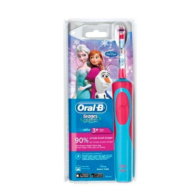 Spazzolino da Denti Elettrico Oral-B Frozen Oral-B 29,54 € https://shoppaclic.com/igiene-orale/20460-spazzolino-da-denti-elettrico-oral-b-frozen-4210201176183.html