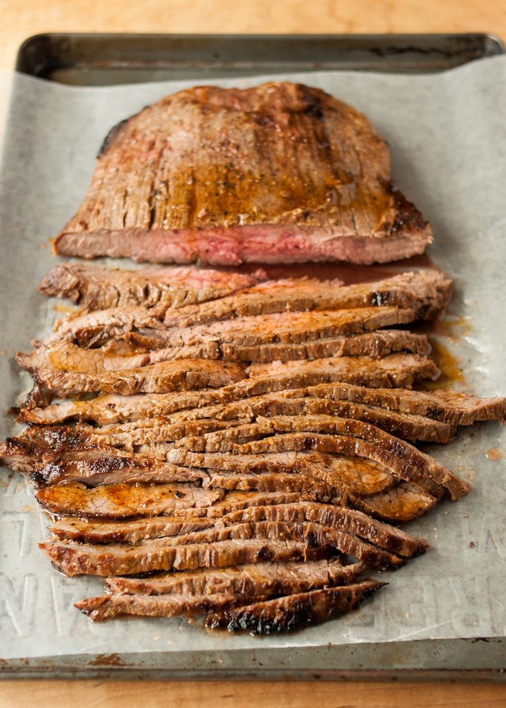 How To Cook Flank Steak in the Oven — Cooking Lessons from The Kitchn
