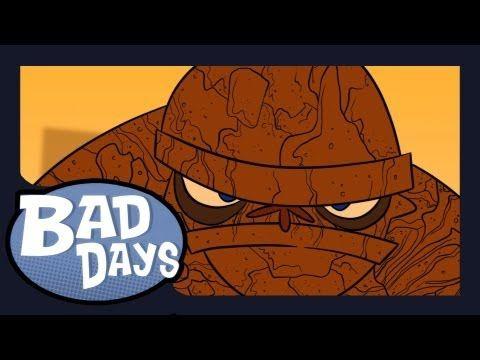 Fantastic Four - Bad Days - Ep2 #FantasticFour #Marvel