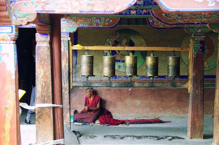Tibet. 2007 | by Matteo Bontempi