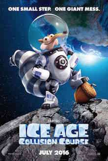 Download Ice Age Collision Course 2016 Full Movie