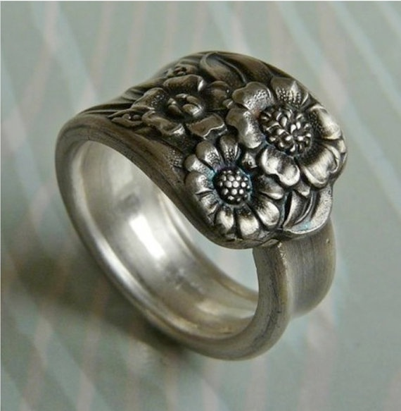 Perfect Spoon rings