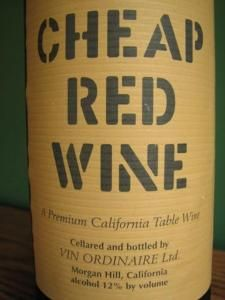 Cheap Red Wine Red Blend NV - Red Blends