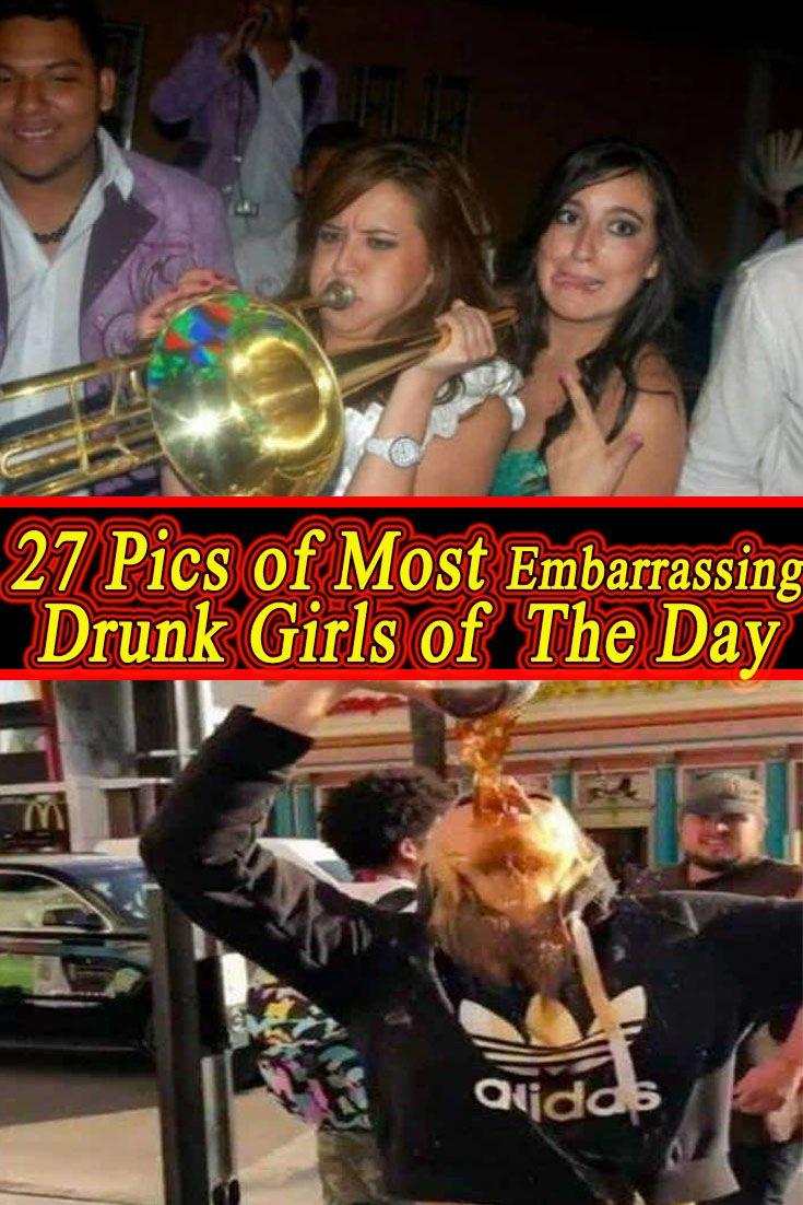 embarrassing drunk girls