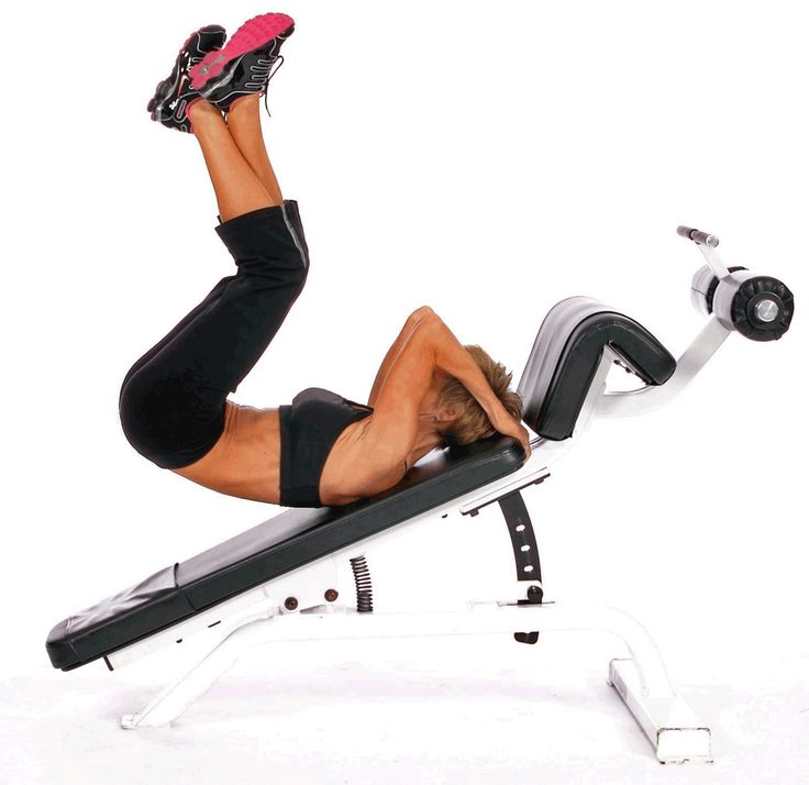Reverse crunch decline hip leg raise killer lower ab for Floor ab workouts