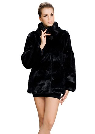 17 Best images about Women's Fur Coats on Pinterest | Long fur ...