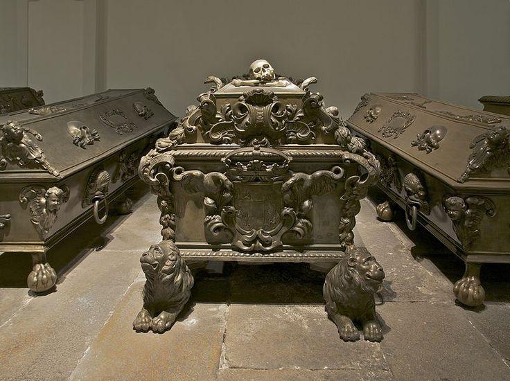 Eleonora Maria sarcophagus Kapuzinergruft Vienna