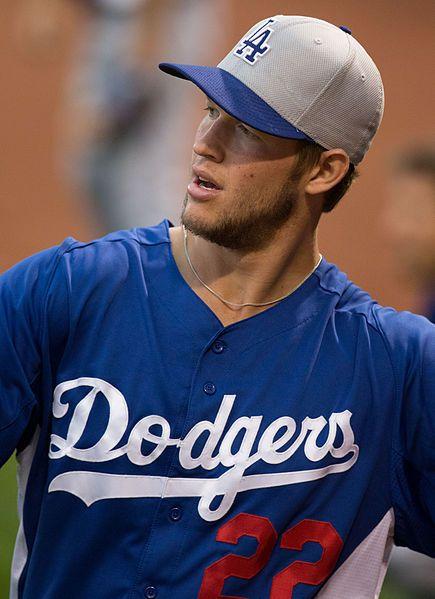 #MLB - #Dodgers Clayton Kershaw