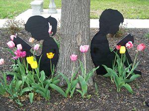 elementary school reading garden - Bing Images