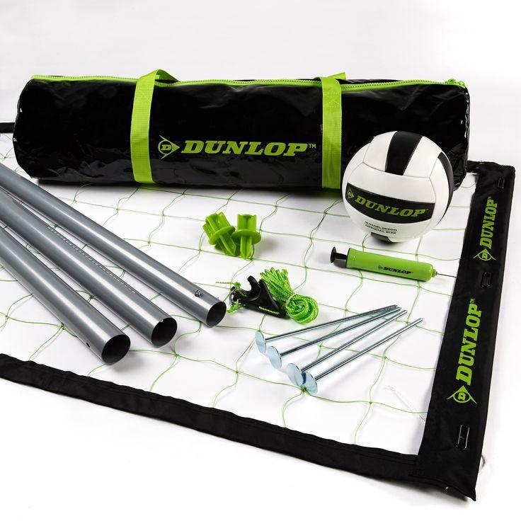 Dunlop Professional Volleyball Set