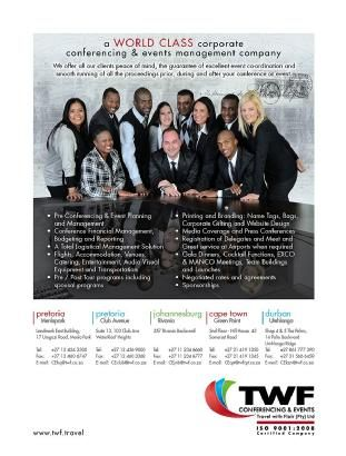 TWF Conferencing and Events #TWFtravel