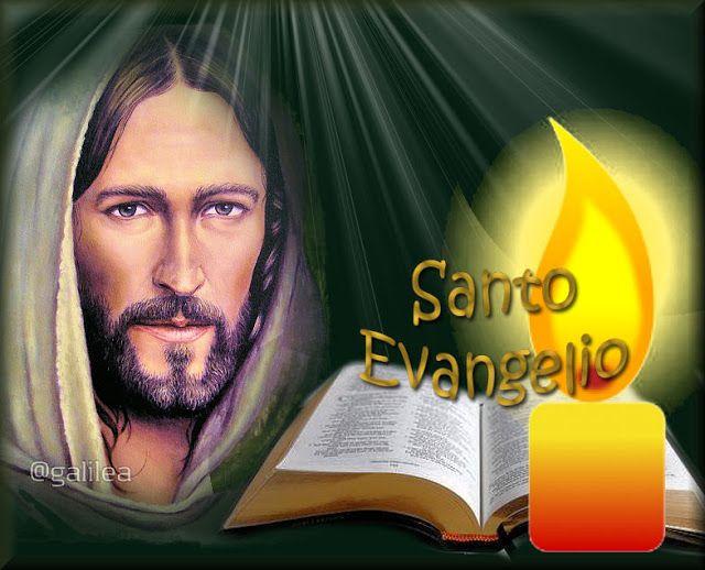 SANTORAL CATOLICO: EL EVANGELIO DE HOY JUEVES 9 DE JUNIO DEL 2016