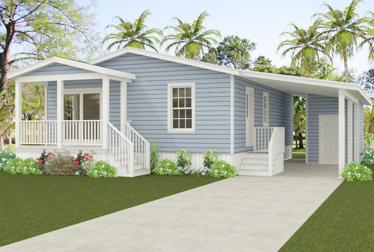 The Tnr A Manufactured Home Floor Plan Jacobsen Homes