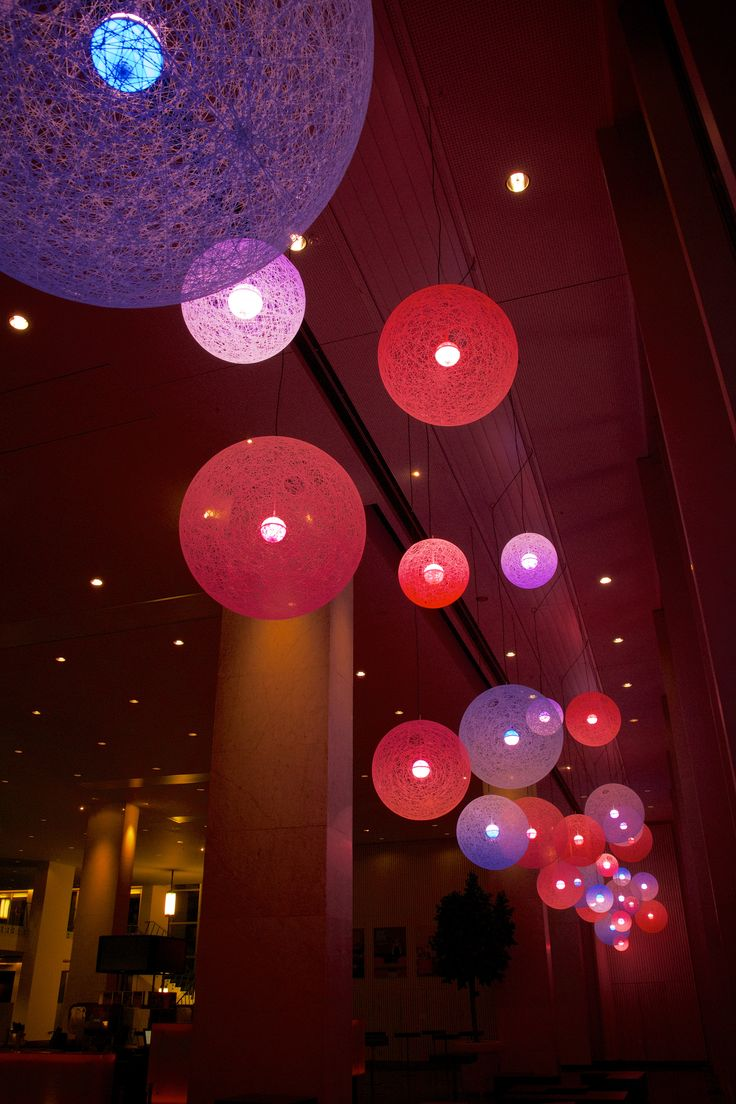 The DYDELL LED system have been integrated into the Design Moooi/Bertjan Pot fixtures/luminaires!