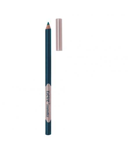 Neve Cosmetics - Pastello occhi Petrolio  Biomatita occhi color blu scuro a sottotono verde con riflessi azzurro cielo. 5,80€