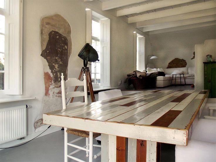 Tafel sloophout