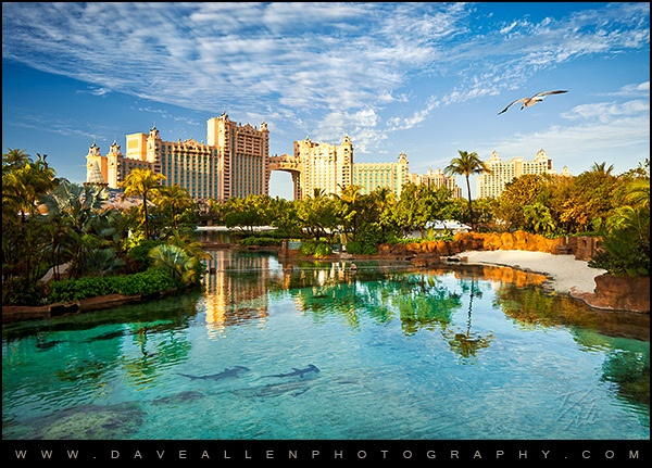 Heaven on Earth! Atlantis Resort, Bahamas.