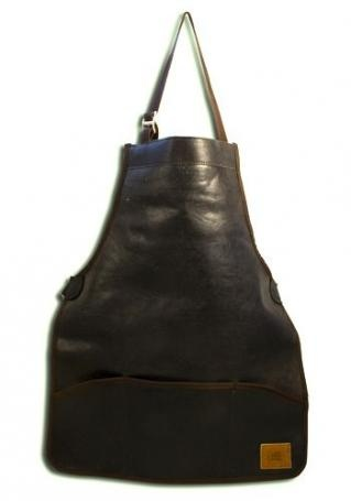 Haws Full Leather Gardening Apron: Remodelista
