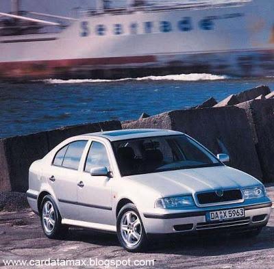 Skoda Octavia SLX (1998)